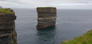 Downpatrick Head Sea-stack
