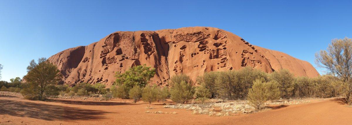 Uluṟu and KataTjuṯa